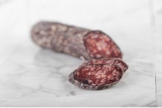 Deer Salami with Blueberry