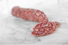 Salami with Walnuts