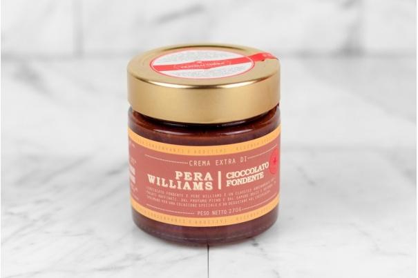 Crema di Pera Williams e Cioccolato...