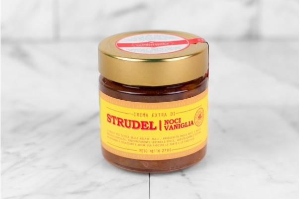 Strudel, Walnut & Vanilla Jam