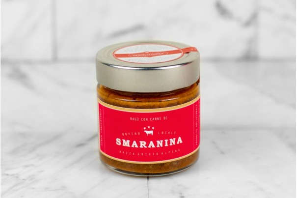Ragu with Smaranina (Beef)