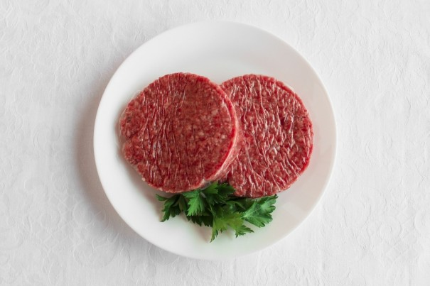 Hamburger di manzo Smaranina