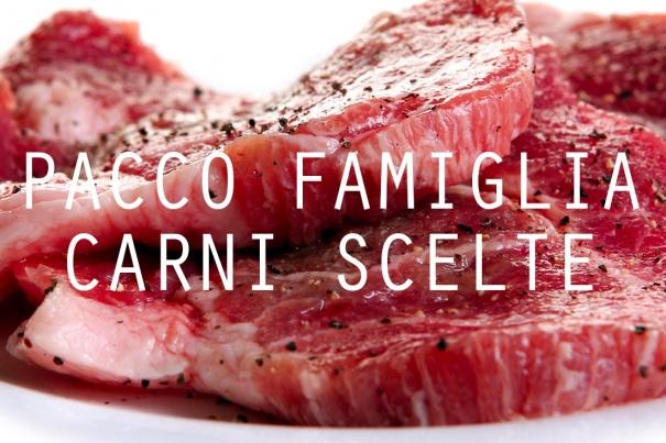 Pacco Famiglia Carni Scelte 2,7 Kg