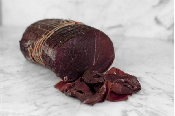 Carne Salada di Cervo Riserva Roen