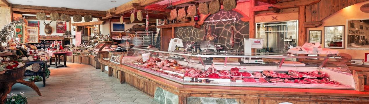 Corrà Butchers 1850