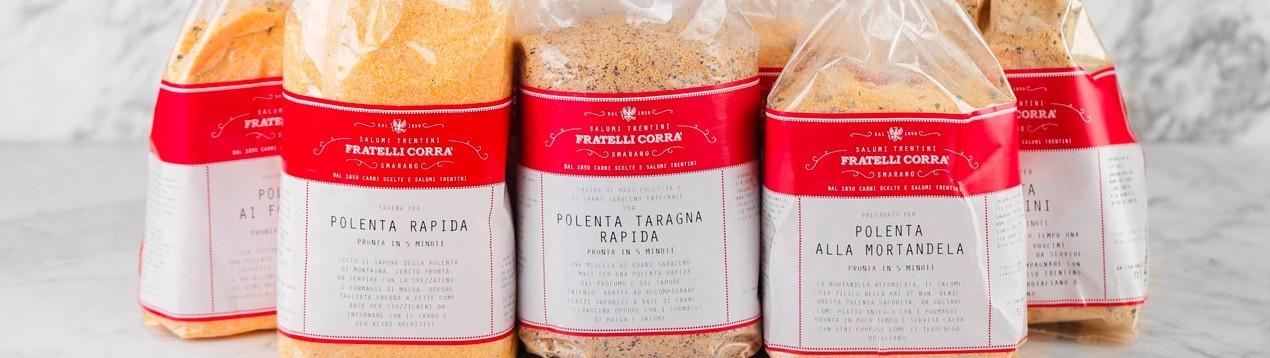 Farine per polenta
