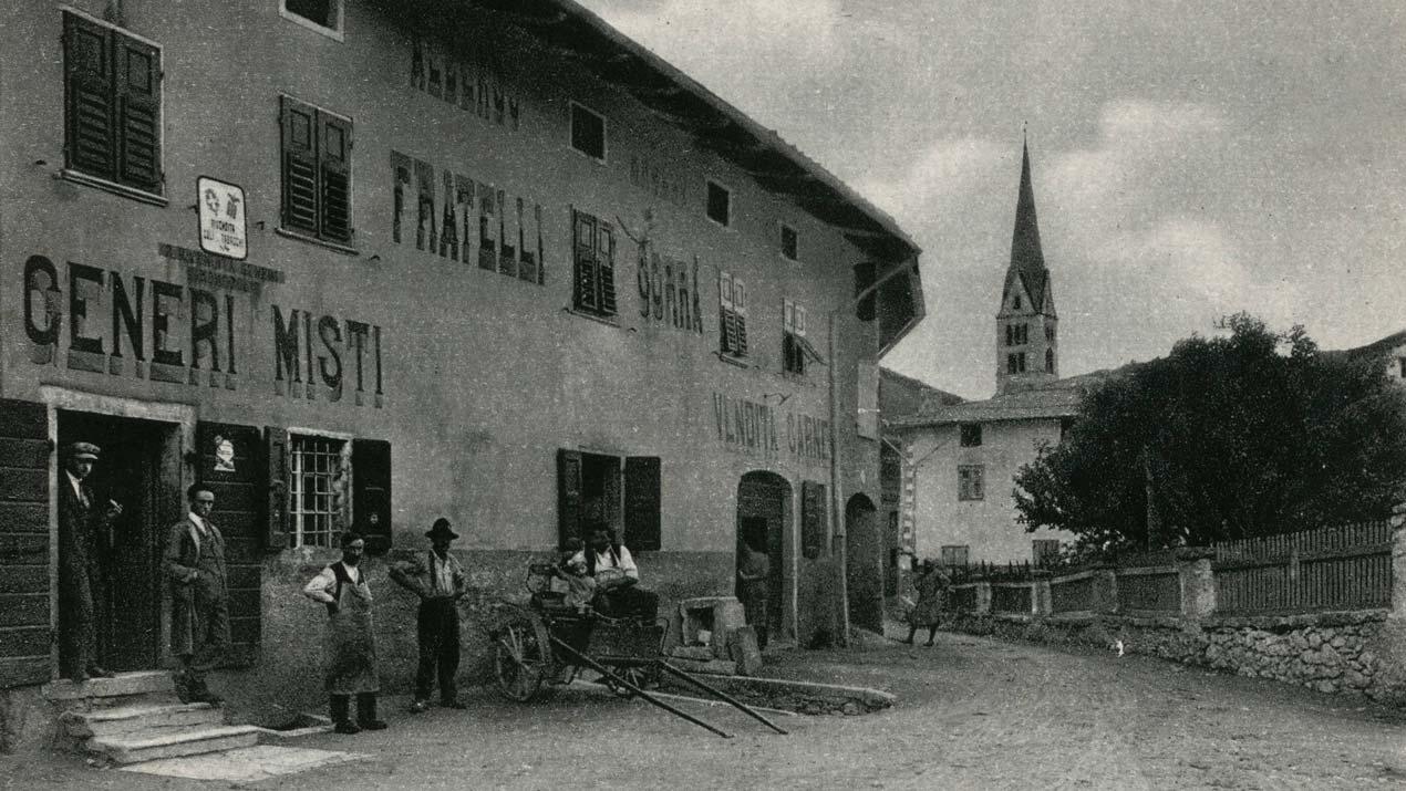 Fratelli Corrà Smarano - Dal 1850 salumi artigianali del Trentino